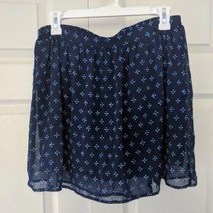 Old Navy Skirt (can be worn as high waist)